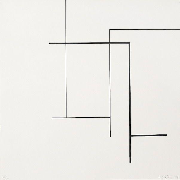 Henryk Stazewsky Composition, 1976 St
